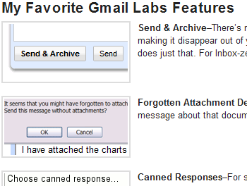 Illustration for article titled Best Gmail Labs and User Scripts, Take Two