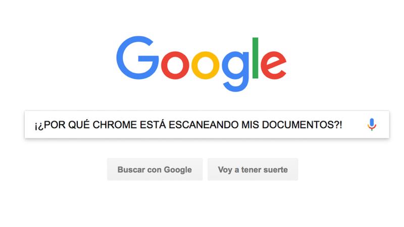 Illustration for article titled Google Chrome escanea tus archivos una vez a la semana, pero no tienes de qué preocuparte (en serio)
