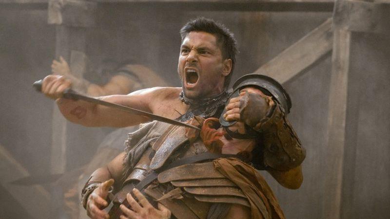 spartacus episodes summary