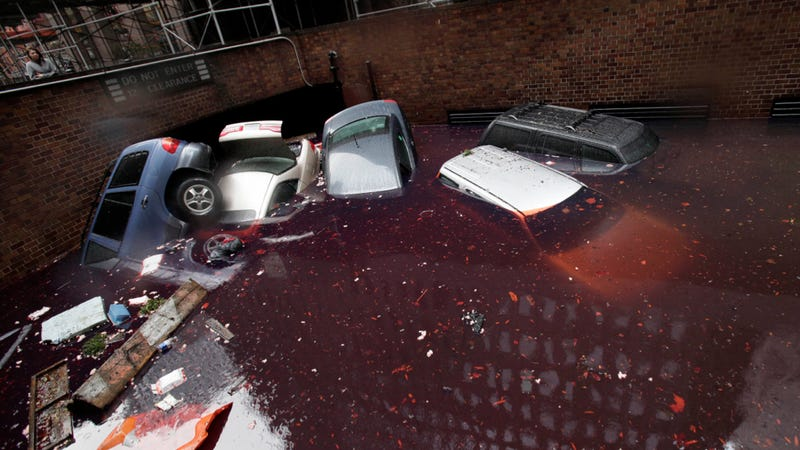Illustration for article titled New York Auctions Cars Trashed By Hurricane Sandy For As Low As $300