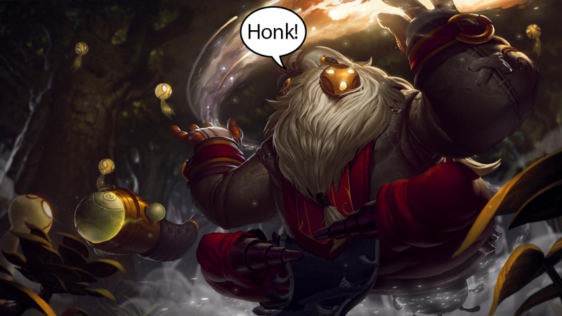 Illustration for article titled Why Bard Is Such An Exciting League Of Legends Champion