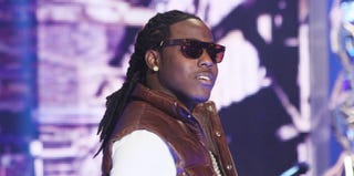 "Ace Hood, who performs the rap song ""Bugatti"" (Bennett Ragline/Getty Images)"