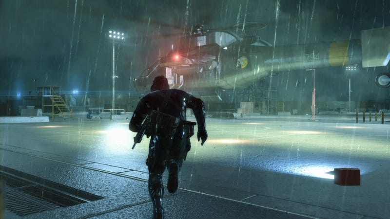 Illustration for article titled MGSV: Ground Zeroes was the most fun I've had playing a game in a while...