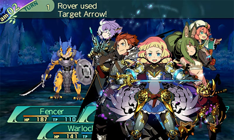 Illustration for article titled Etrian Odyssey V Is Dungeon Crawling In Its Purest Form(Again)