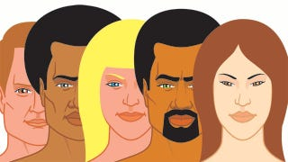 Illustration for article titled Are Ovulating Women More Prone To Racial Bias?