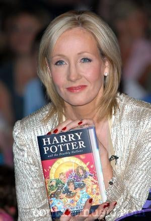 Illustration for article titled Rowling Snubbed by White House for Promoting Witchcraft