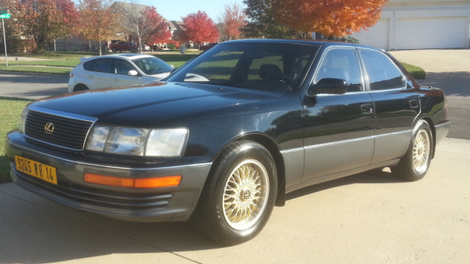 1992 lexus ls400 service repair manual software