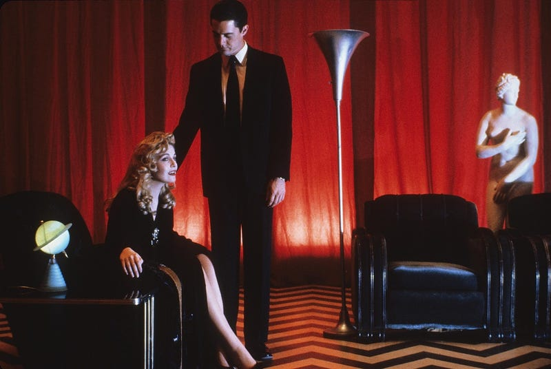 Illustration for article titled First Screening Of The New Twin Peaks Blu-ray Left Everybody Mystified