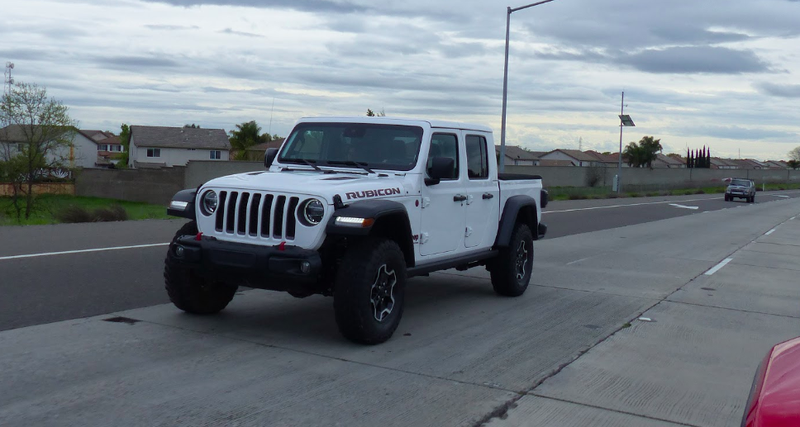 The 2020 Jeep Gladiator Is Even Better Than the Wrangler