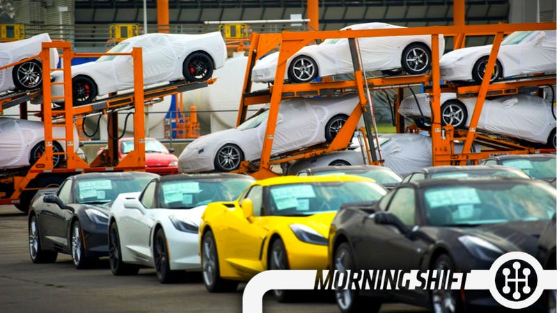 Illustration for article titled The 2014 Corvette Stingray Will Be In Your Neighborhood Soon