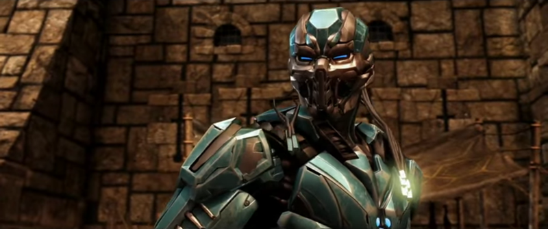 Mortal Kombat X's New Tri-Borg Is Really Four Robots in One