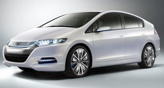 Illustration for article titled New Honda Insight Hybrid Revealed, Expected $18,500 Price Tag To Make It World's Cheapest