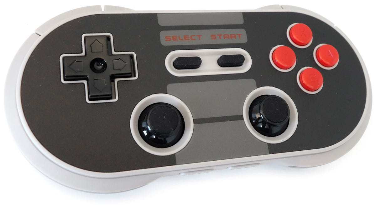 The Nes30 Pro Is Perfect Portable Controller For Nintendo Switch 8bitdo Fc30 Wifi Bluetooth Classic Android Ios Pc
