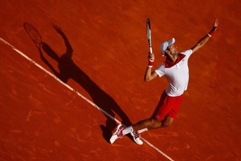 Illustration for article titled Novak Djokovic Is Alive Again
