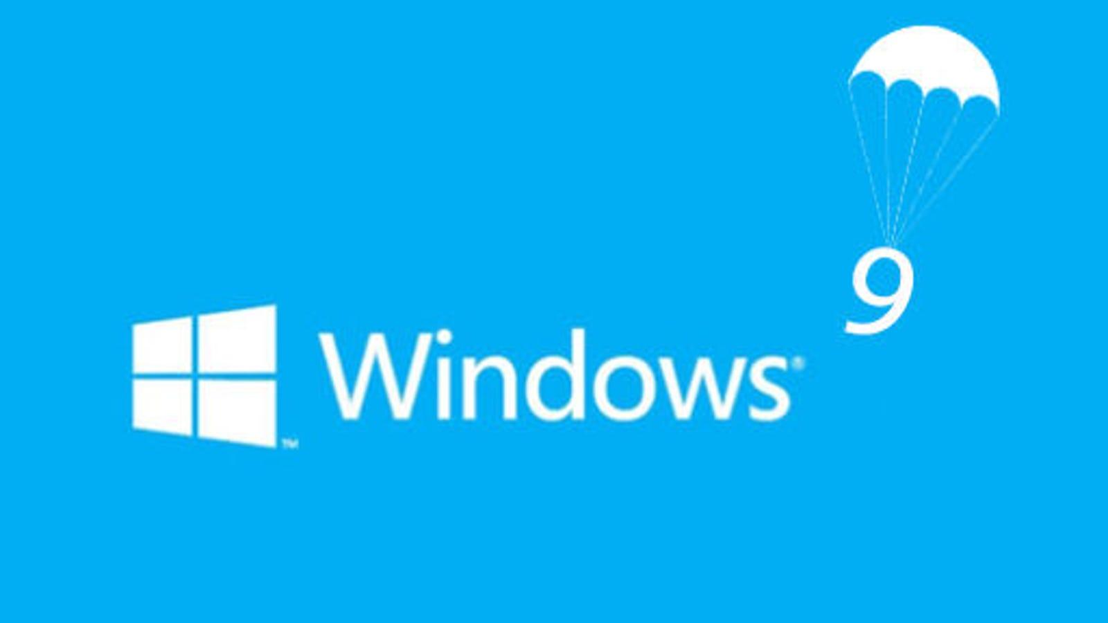 Llega Windows 9: todo lo que se conoce sobre el nuevo sistema operativo