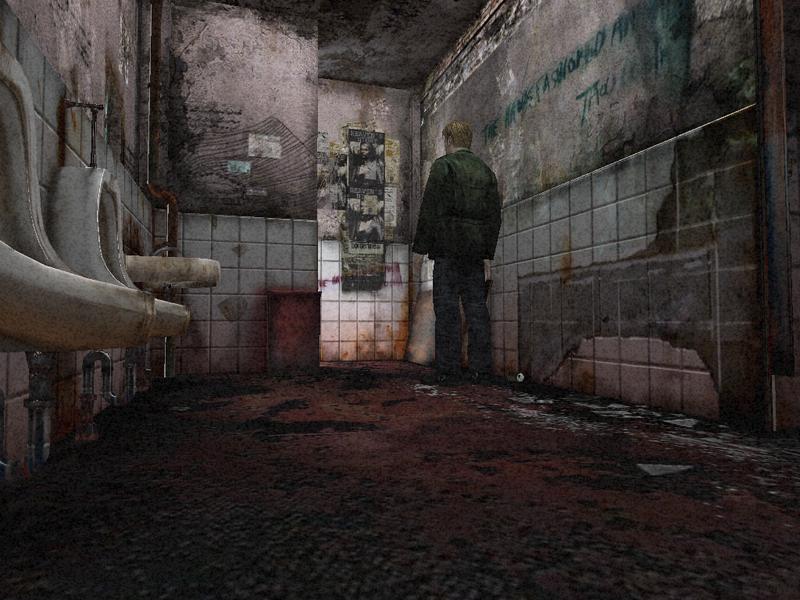 Illustration for article titled 7 Strangest Bathroom Scenes in Gaming