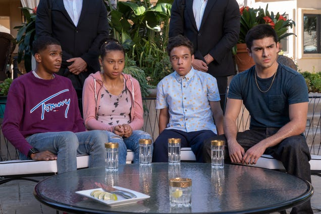 The kids are far from all right in this teaser for On My Block season 3
