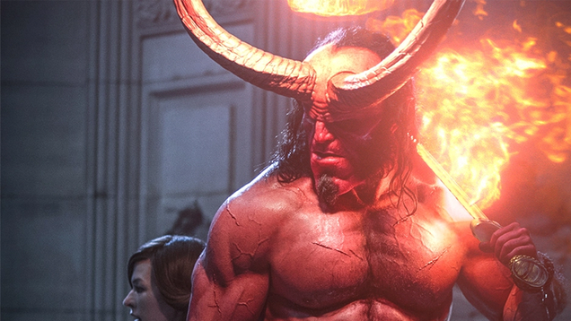 Oh Boy, Hellboy s Box Office Debut Is Hell
