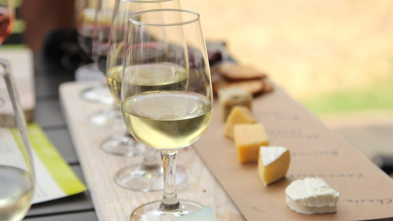 """Illustration for article titled Food-wine pairings """"a lot of bullshit,"""" declares renowned wine expert"""