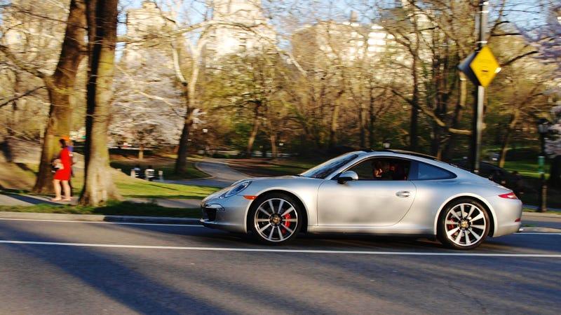 2013 Porsche 911 Carrera 4s The Jalopnik Review