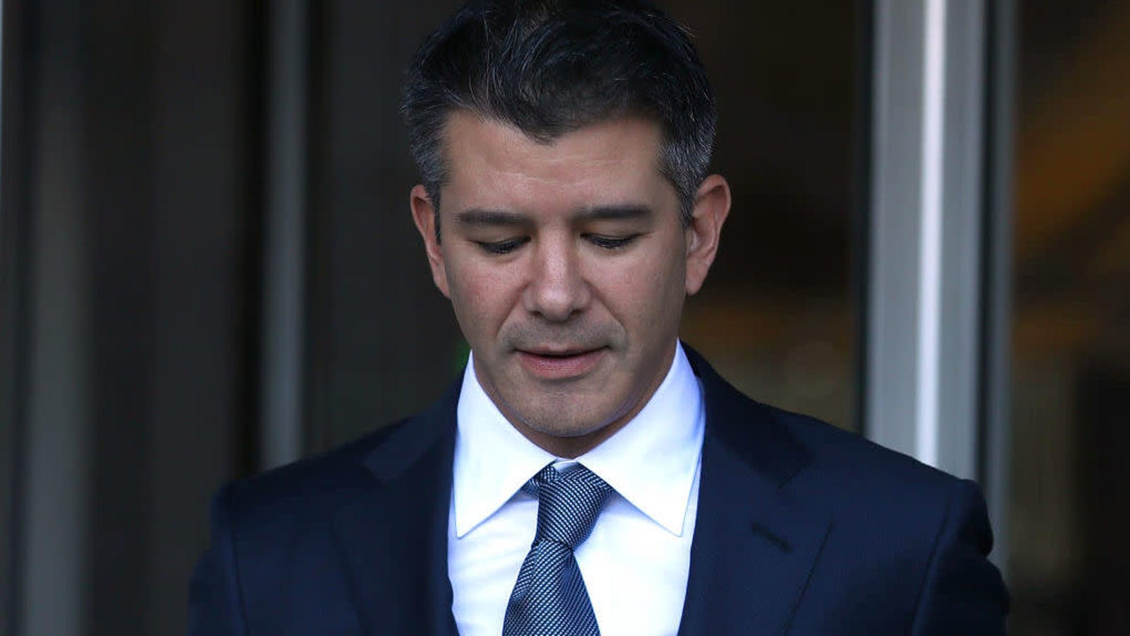 Exclusive: The Letter Travis Kalanick Never Sent