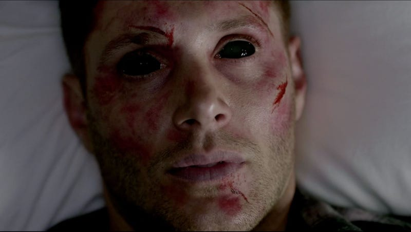 Illustration for article titled Supernatural Shows Us Dean's Demonic Rampage, And It's Awesome