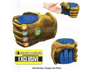 Illustration for article titled Rule the Entire Break Room With this Infinity Gauntlet Coffee Mug