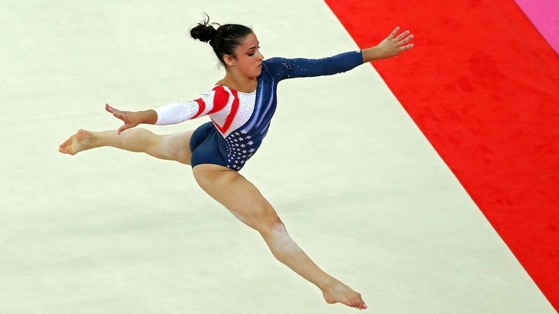 Illustration for article titled How Aly Raisman, The Steady Teammate, Won Individual Gold