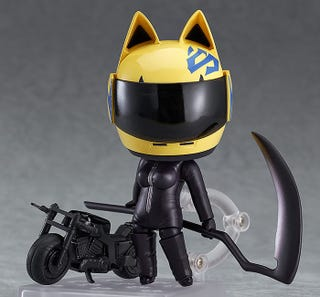 Illustration for article titled Nendoroid Celty Up For Preorder