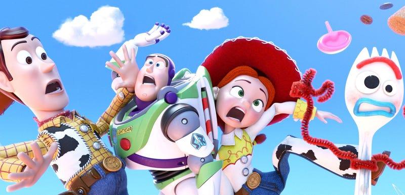 Illustration for article titled Pixar esconde un huevo de pascua en el trailer de Toy Story 4