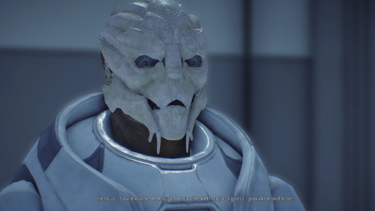Mass Effect: Andromeda's First Big Sidequest Is A Let-Down