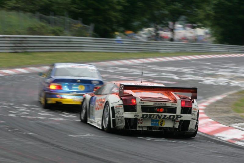 Illustration for article titled Save The Nürburgring!