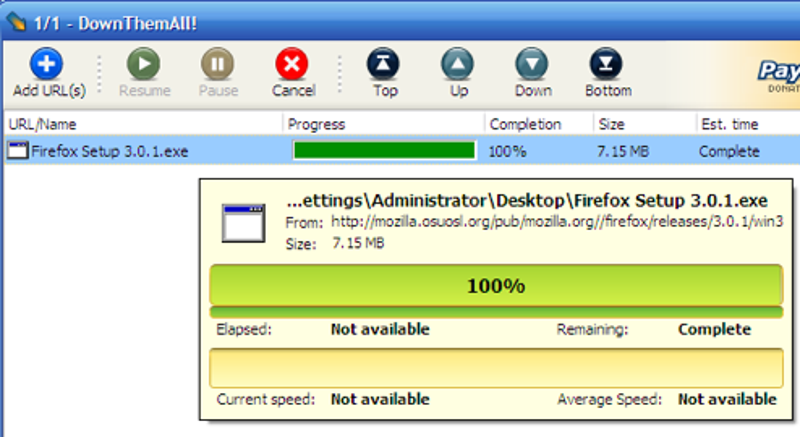 five best download managers