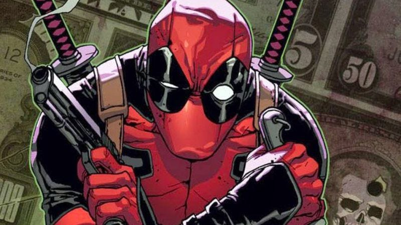 Illustration for article titled Because you demanded it… Deadpool!