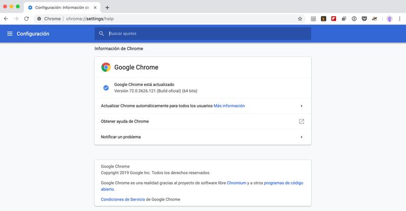 """Illustration for article titled Hay un fallo de seguridad en Chrome y Google recomienda""""actualizar en este mismo instante"""""""