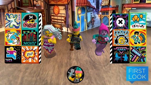 Lego s Vidiyo Music Video Maker Is a Kid-Safe Alternative to TikTok