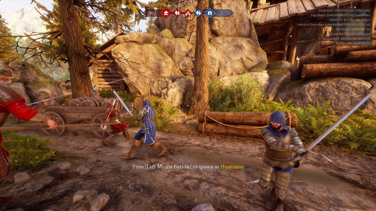 Mordhau Is A Clunky Game For Swordplay Nerds That I Can't