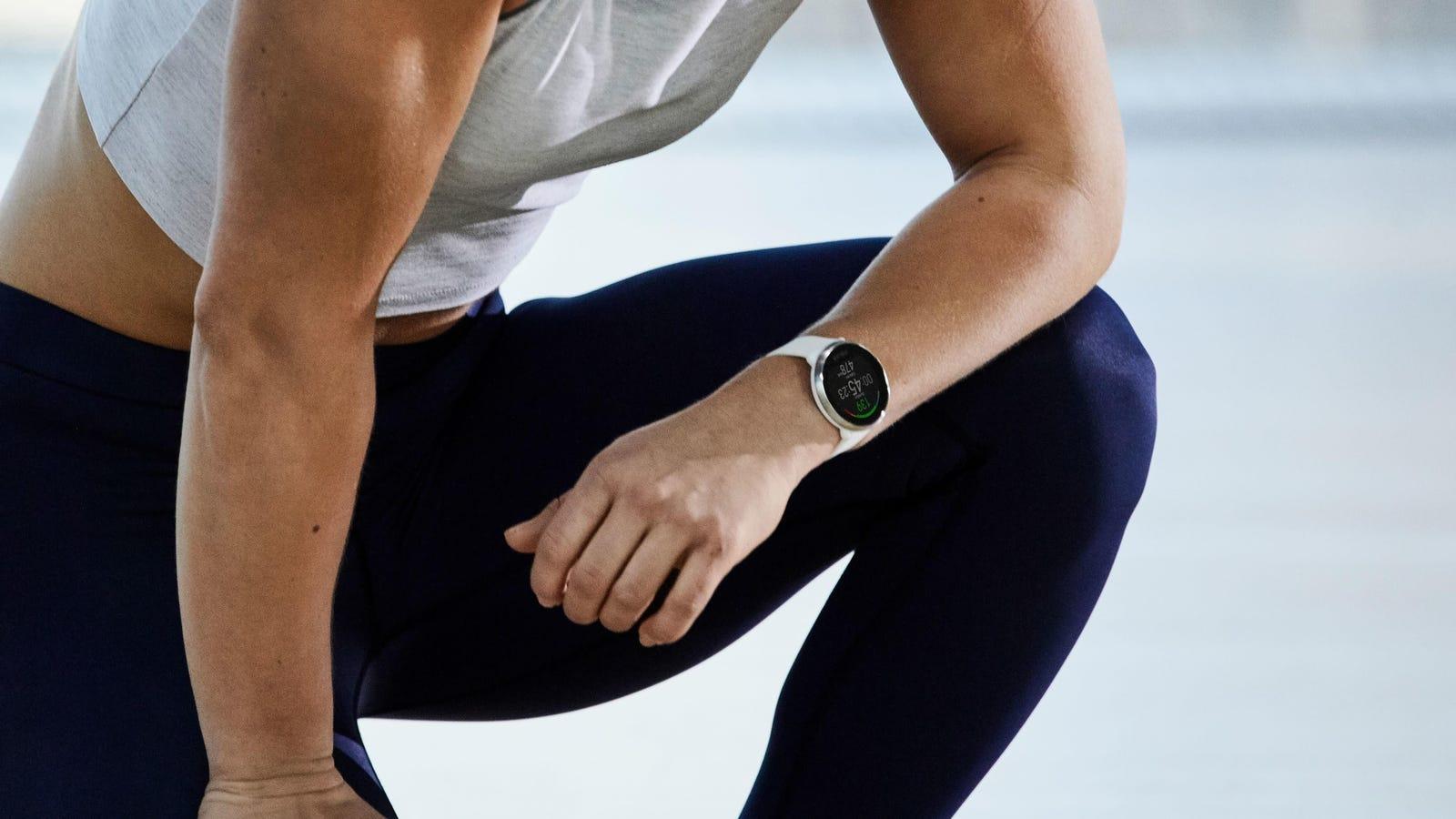 Polar's Latest Fitness Smartwatch Is For Data Dummies