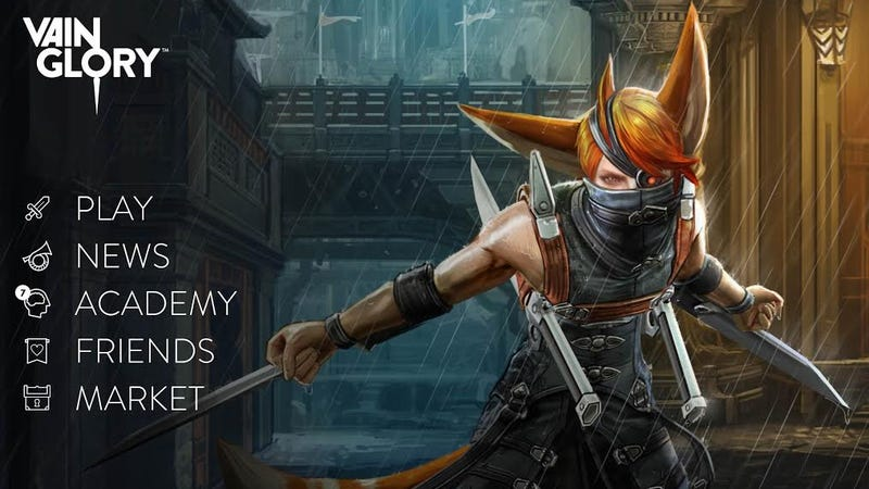 Illustration for article titled iPhone 6 Showcase MOBA Vainglory Now Available In The States