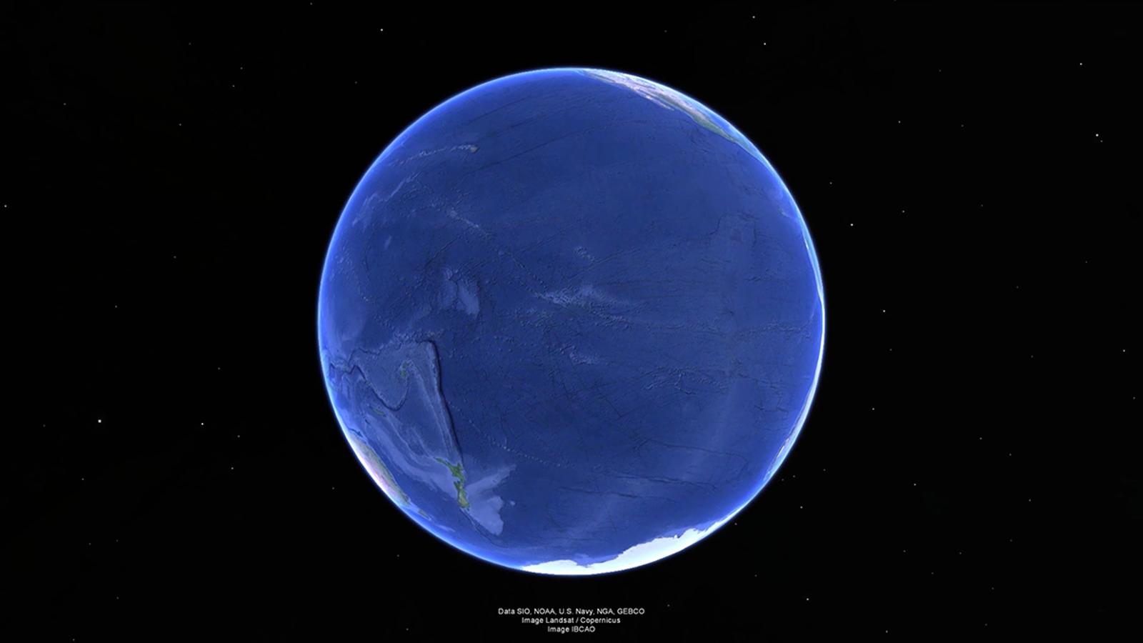 Este es el lugar más alejado de cualquier otro ser humano en todo el planeta