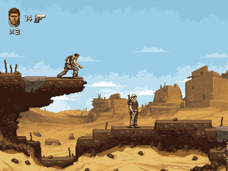 Illustration for article titled Uncharted As A Platformer? That Could Work