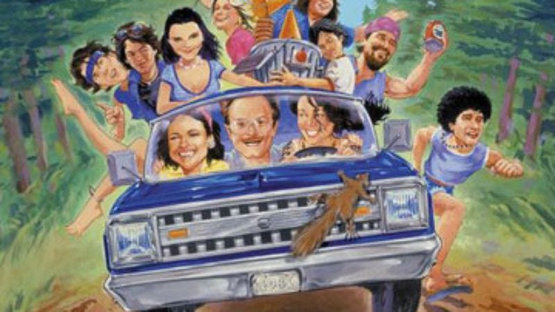Illustration for article titled The New Cult Canon: Wet Hot American Summer