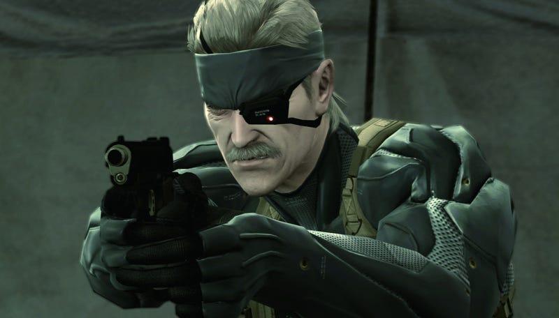 Illustration for article titled Hideo Kojima explica por qué Solid Snake se llama así