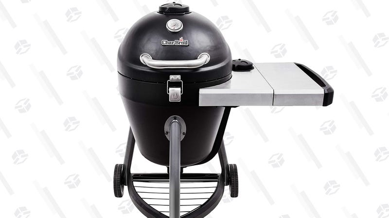 Char-Broil Kamander Charcoal Grill | $277 | Amazon