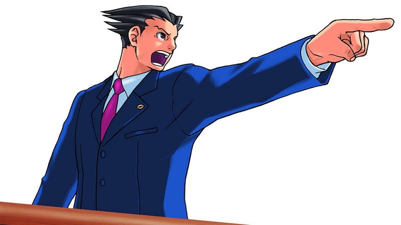 Illustration for article titled Ace Attorney 5 Is Coming To The U.S. [UPDATE]
