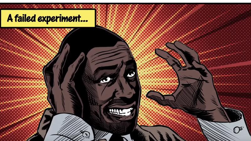 Idris Elba as the Impossible Hulk.