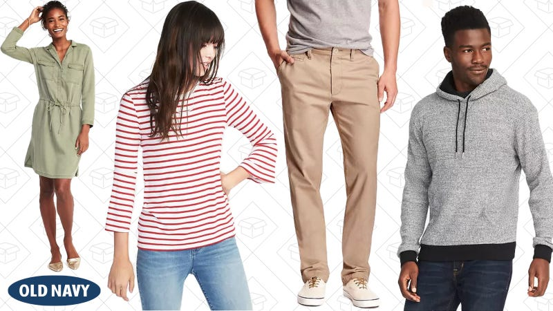 Up to 75% off select styles | Old NavyExtra 30% off sitewide | Old Navy