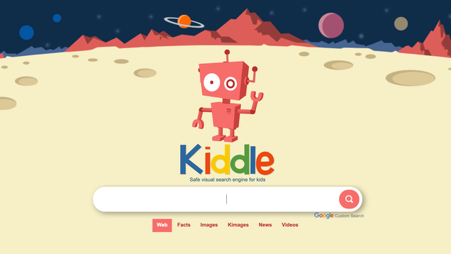Kiddle Is a (Mostly) Safe Search Engine for Kids