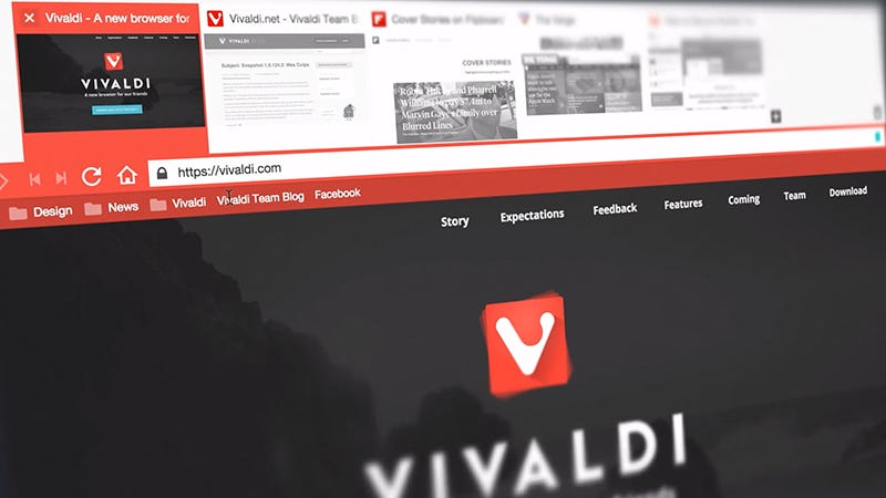 Illustration for article titled 5 Reasons to Use to Vivaldi Instead of Chrome or Firefox