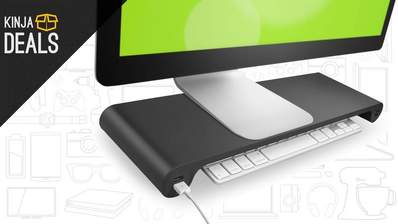 Illustration for article titled Better Ergonomics and More USB Ports, Now Just $29